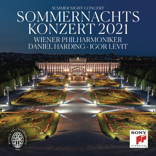 2021维也纳夏夜音乐会,Daniel Harding,Wiener Philharmoniker