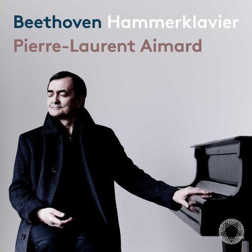 """贝多芬: 第29号钢琴奏鸣曲 & 变奏曲 & 赋格""""英雄"""",Pierre-Laurent Aimard"""