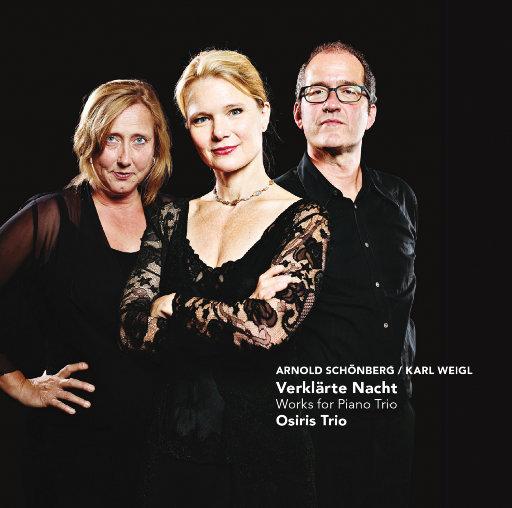变幻的夜晚 - 钢琴三重奏作品,Osiris Trio