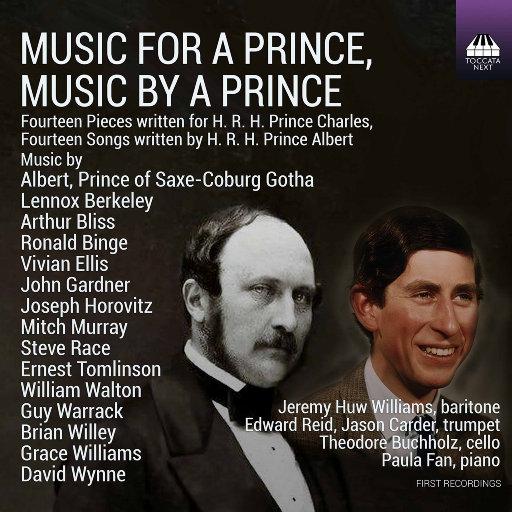 献给王子的音乐,王子献上的音乐,Theodore Buchholz,Edward Reid,Jeremy Huw Williams,Jason Carder,Paula Fan