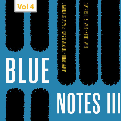 Blue Notes III, Vol. 4,Jimmy Smith,Grant Green