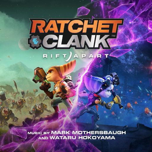《瑞奇与叮当: 时空跳转》游戏原声带,Mark Mothersbaugh & Wataru Hokoyama