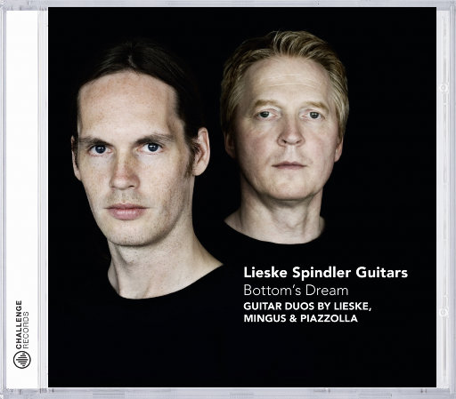 伯顿的梦想 - 吉他二重奏,Lieske Spindler Guitars