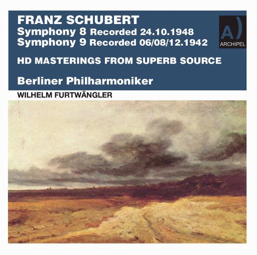 舒伯特: 第八 &  第九交响曲,Berlin Philharmonic,Wilhelm Furtwängler