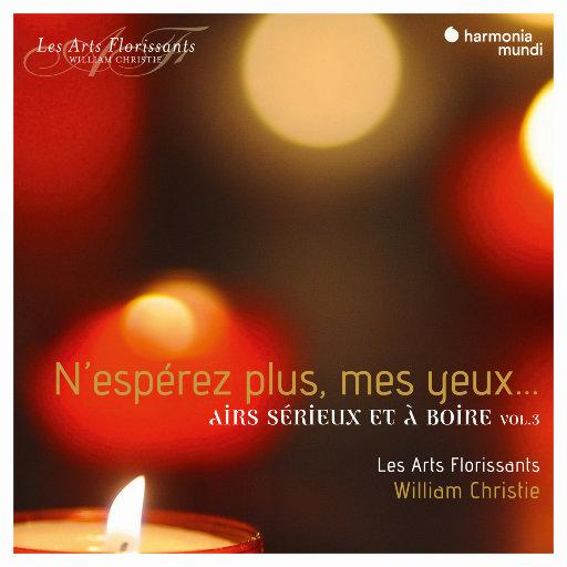 悲伤与欢乐的音乐, Vol. 3,Les Arts Florissants,William Christie