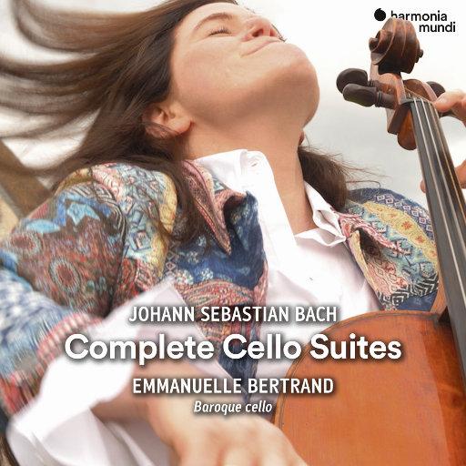 巴赫: 无伴奏大提琴组曲全集,Emmanuelle Bertrand
