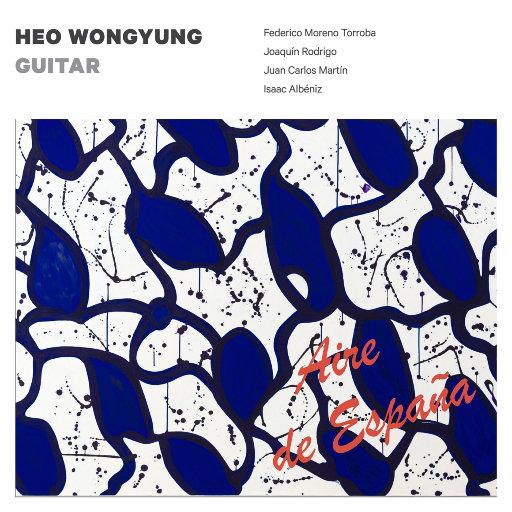 从西班牙启程 (Aire de España),Wongyung Heo