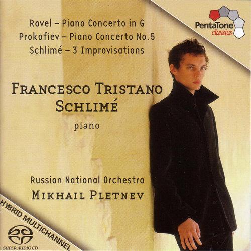 钢琴协奏曲: 拉威尔 & 普罗科菲耶夫,Francesco Tristano Schlime