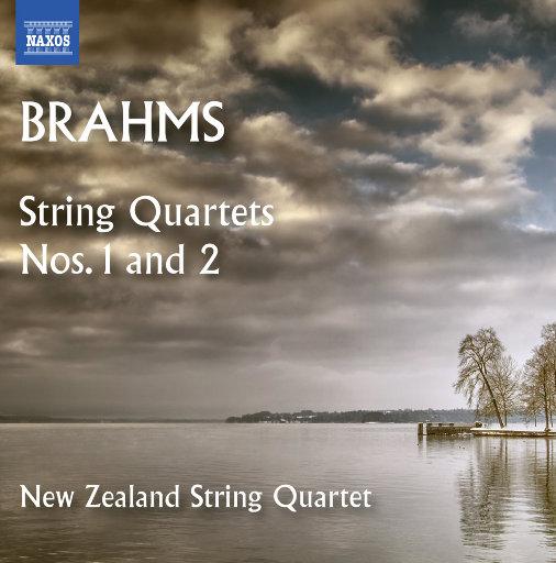 勃拉姆斯, J.: 第一、第二弦乐四重奏 (新西兰弦乐四重奏),New Zealand String Quartet