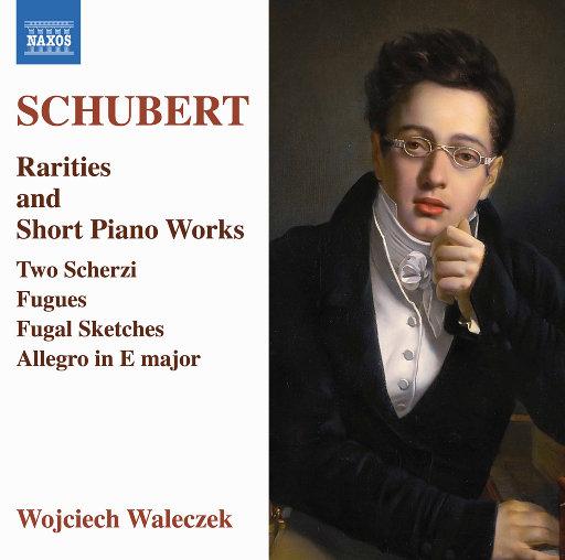 舒伯特, F.: 罕见短篇钢琴作品 (瓦莱切克),Wojciech Waleczek