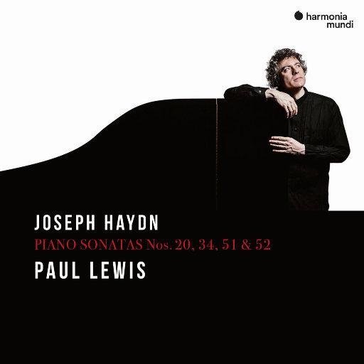 海顿:钢琴奏鸣曲 Nos. 20, 34, 51 & 52,Paul Lewis