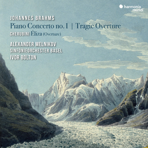 勃拉姆斯: 第一钢琴协奏曲 & 悲剧序曲,Alexander Melnikov,Ivor Bolton,Sinfonieorchester Basel