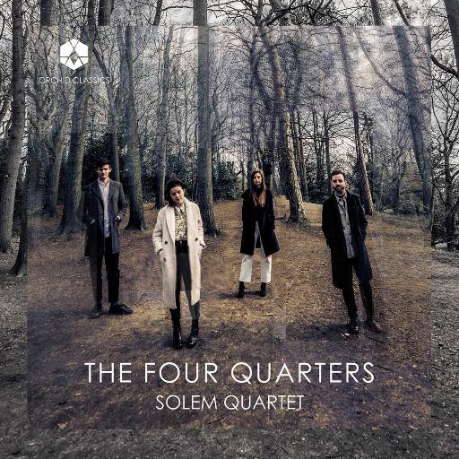 四分之四 (The Four Quarters),The Solem Quartet,William Marsey,Amy Tress,William Newell,Stephen Upshaw,Stephanie Tress