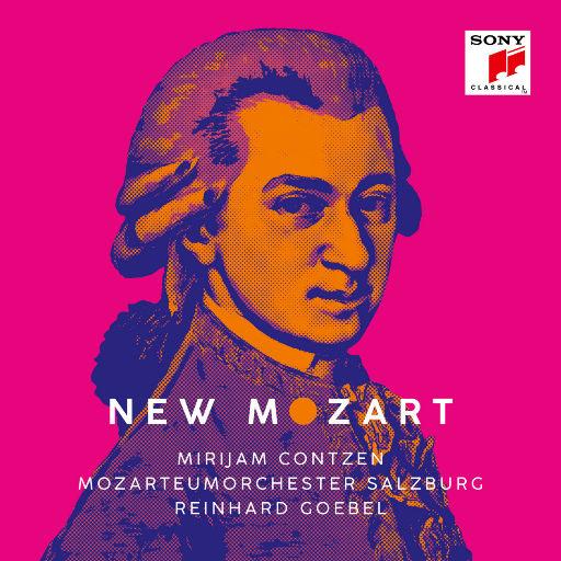 新莫扎特 (New Mozart),Reinhard Goebel,Mozarteum Orchester Salzburg,Mirijam Contzen
