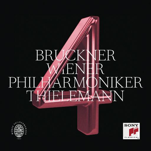 布鲁克纳: 降E大调第四交响曲, WAB 104 (哈斯版本),Christian Thielemann,Wiener Philharmoniker