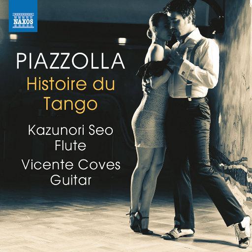 皮亚佐拉: 为长笛和吉他而作的作品,Kazunori Seo,Horacio Ferrer,Vicente Coves