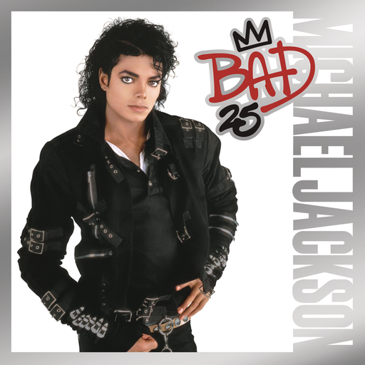 Bad 25th Anniversary,Michael Jackson