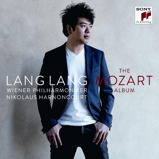 莫扎特钢琴作品集 (The Mozart Album) [郎朗],郎朗