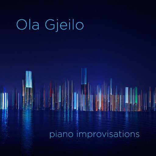 PIANO IMPROVISATIONS,Ola Gjeilo