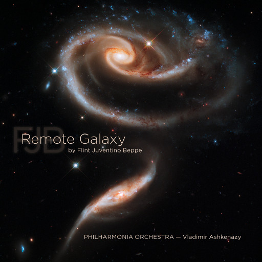REMOTE GALAXY by Flint Juventino Beppe,Philharmonia Orchestra & Vladimir Ashkenazy