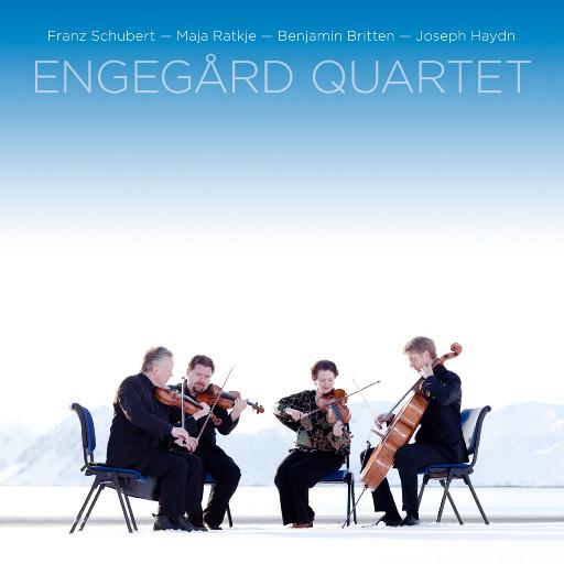 String Quartets vol IV: Schubert-Ratkje-Britten-Haydn,Engegård Quartet
