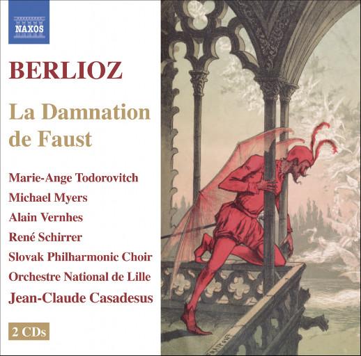 柏辽兹: 浮士德的天谴,Lille National Orchestra