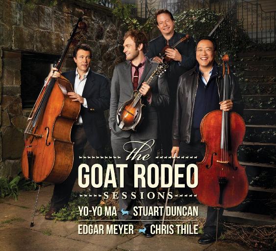 迷情时刻 (The Goat Rodeo Sessions),马友友