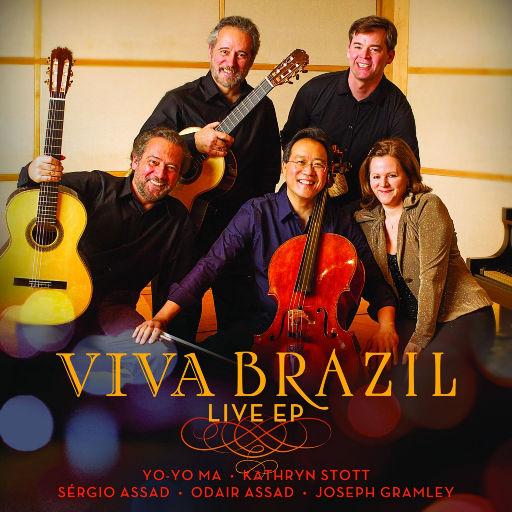 马友友:Viva Brazil Live (EP),马友友