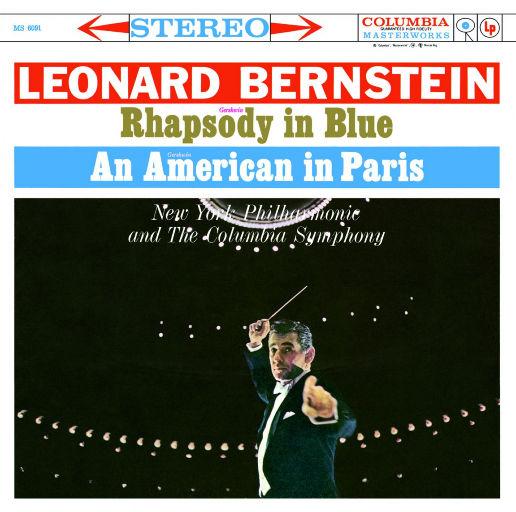 伯恩斯坦/格什温:蓝色狂想曲,Leonard Bernstein