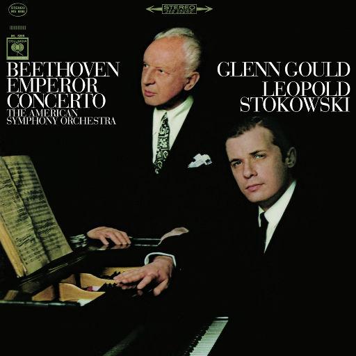 贝多芬:第五钢琴协奏曲《皇帝》, Op.73(格伦·古尔德),Glenn Gould