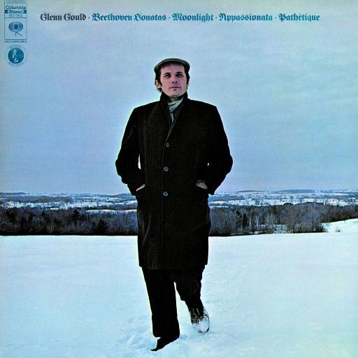 贝多芬:钢琴奏鸣曲No.8,14 & 23,Glenn Gould