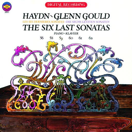 海顿:6首晚期奏鸣曲,Glenn Gould