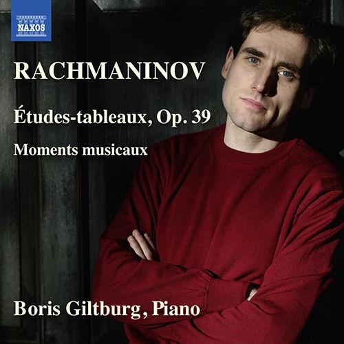 拉赫玛尼诺夫:音画练习曲, Op.39/音乐瞬间, Op.16,Boris Giltburg