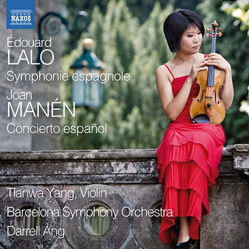 拉罗:西班牙交响曲/Joan Manén:小提琴协奏曲No.1,Tianwa Yang
