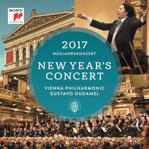 2017维也纳新年音乐会 (古斯塔夫·杜达梅尔,维也纳爱乐乐团),Gustavo Dudamel,Wiener Philharmoniker