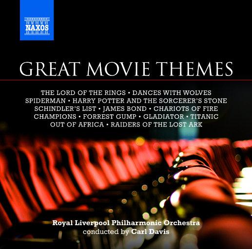 永恒的经典 电影主题曲(Great Movie Themes),Carl Davis,Royal Liverpool Philharmonic Orchestra