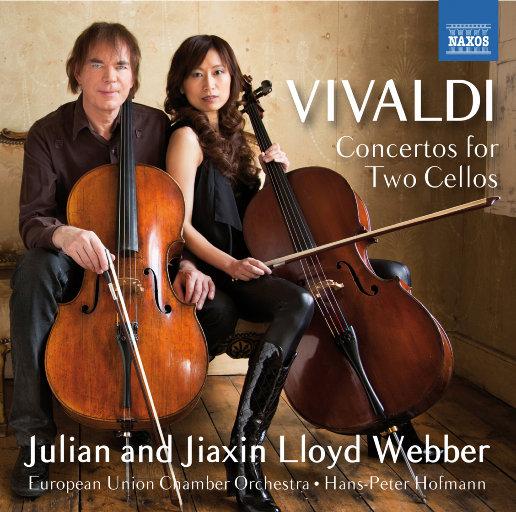 维瓦尔第:双大提琴协奏曲,Julian and Jiaxin Lloyd Webber