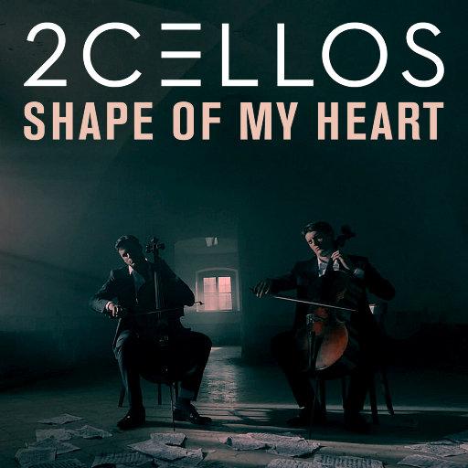 Shape of My Heart,2CELLOS