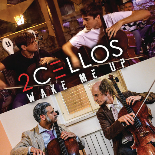 Wake Me Up,2CELLOS