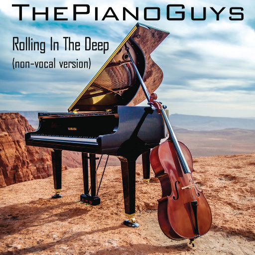 Rolling in the Deep,The Piano Guys