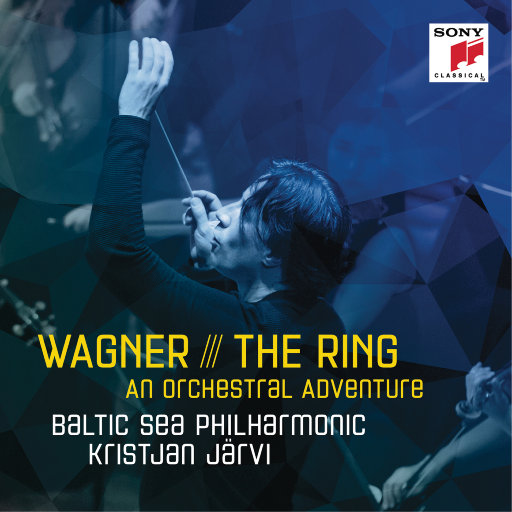 瓦格纳:The Ring - An Orchestral Adventure,Kristjan Järvi