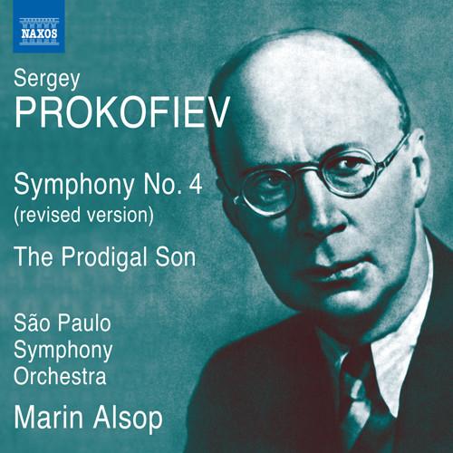 普罗科菲耶夫:第四交响曲(根据1947版改编)/浪子回头,Marin Alsop