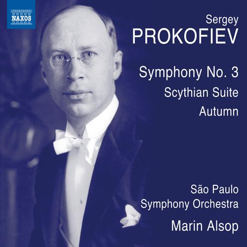 普罗科菲耶夫:第三交响曲/西古提组曲/秋日素描,Marin Alsop