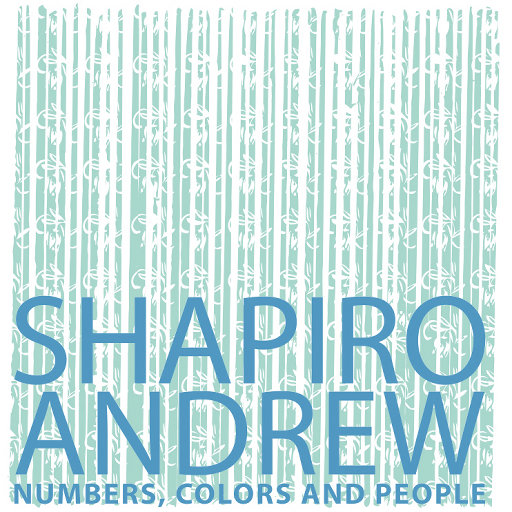 Numbers, Colors & People,Andrew Shapiro