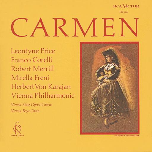 卡拉扬/比才:卡门,WD 31 (Remastered),Herbert von Karajan