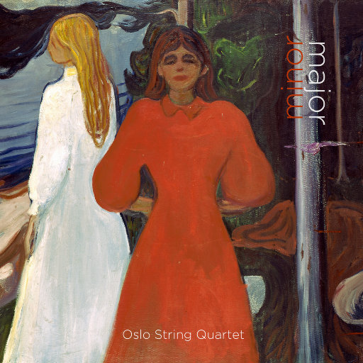 minor major(5.6MHz DSD),Oslo String Quartet