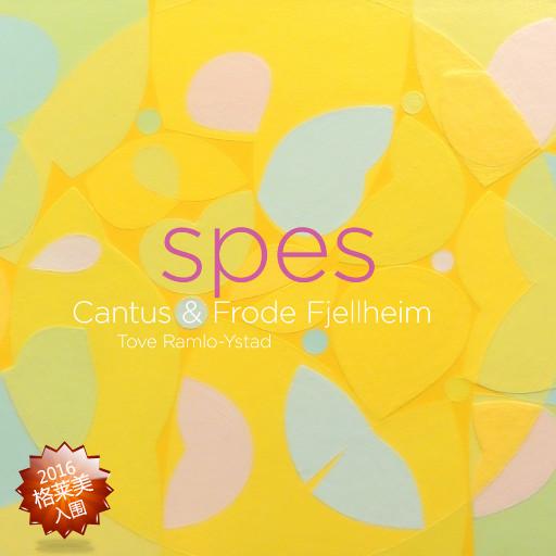 Spes,Cantus / Frode Fjellheim